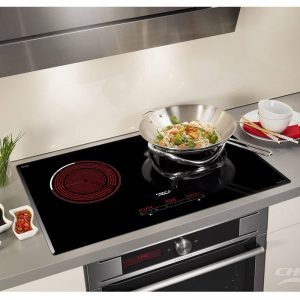 Bếp điện từ hỗn hợp CHEFS EH-MIX333