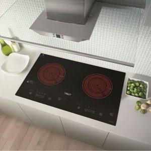 Bếp hồng ngoại đôi CHEFS EH-DHL2000A (New_2014)