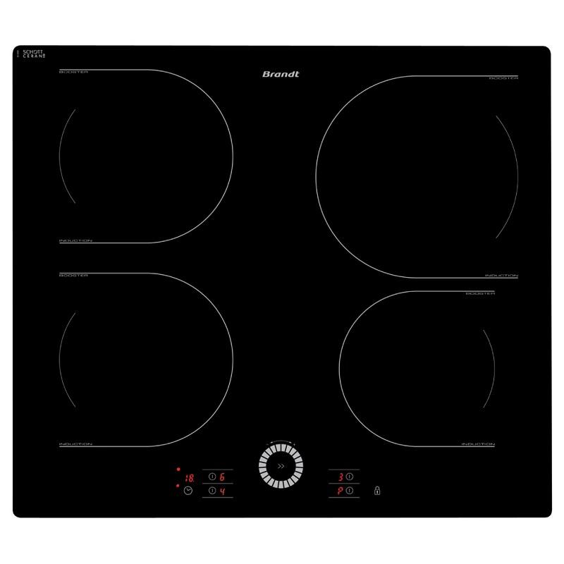 Bếp từ 4 bếp CYCLIC Brandt TI1022B