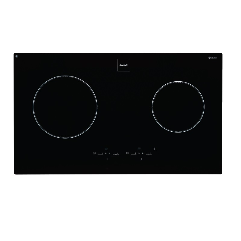 Bếp từ 2 bếp ZONES Brandt TI607BU1