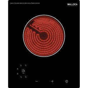 Bếp Domino 1 điện Malloca DZ 01R