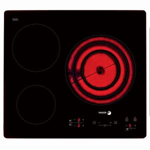 Bếp điện 3 bếp Fagor VITROCERAMIC-2VFT-330AS