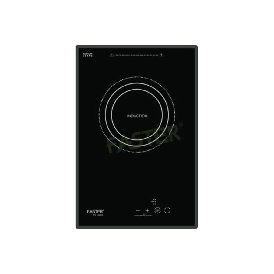 Bếp Domino 1 Từ Faster FS 120 DI
