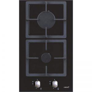 Bếp Domino 2 Gas Cata LCI 302 BK