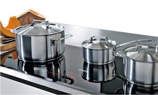 Bộ xoong nồi sử dụng cho bếp từ loại nào tốt ?